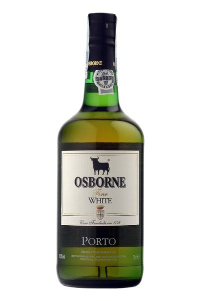 Osborne White Port