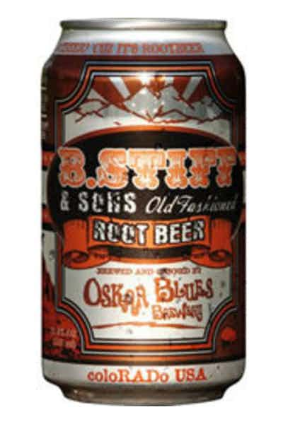 Oskar Blues B. Stiff and Sons Root Beer