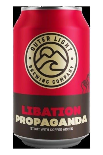 Outer Light Libation Propaganda Coffee Stout