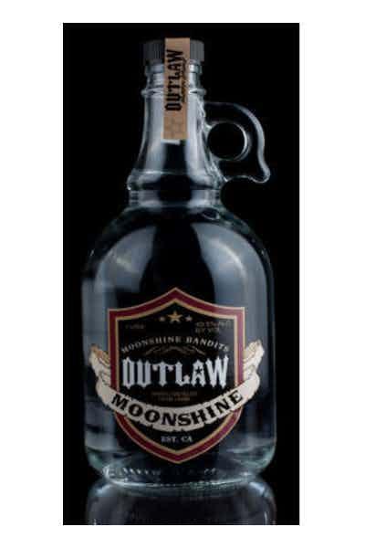 Outlaw Moonshine Whiskey