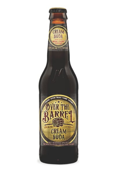 Over The Barrel Hard Cream Soda