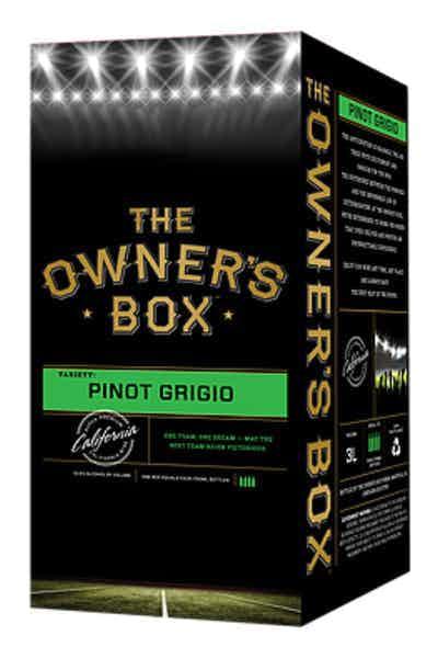 Owner's Box Pinot Grigio