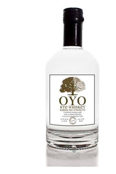 OYO White Rye Whiskey