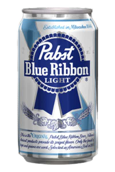 Pabst Blue Ribbon Light