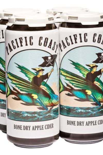 Pacific Coast Bone Dry Hard Cider
