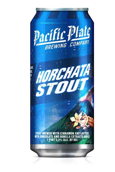 Pacific Plate Horchata Stout