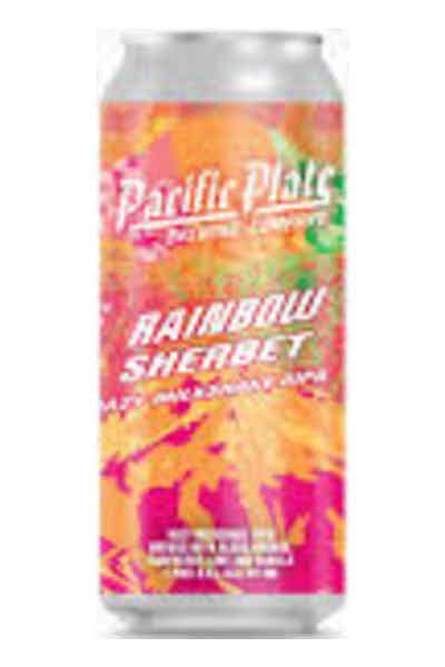 Pacific Plate Rainbow Sherbert Milkshake DIPA
