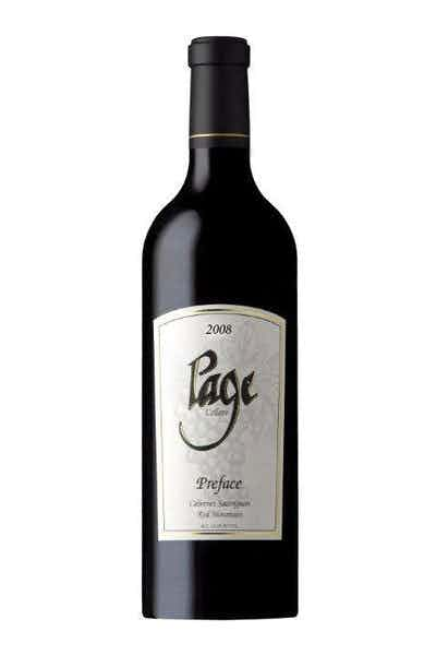 Page Cellars Tryst Red Mountain Red Blend