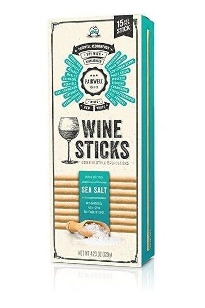 Pairwell Sea Salt Wine Snacks