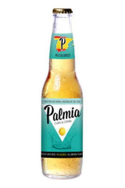Palmia Lemon Infused Lager