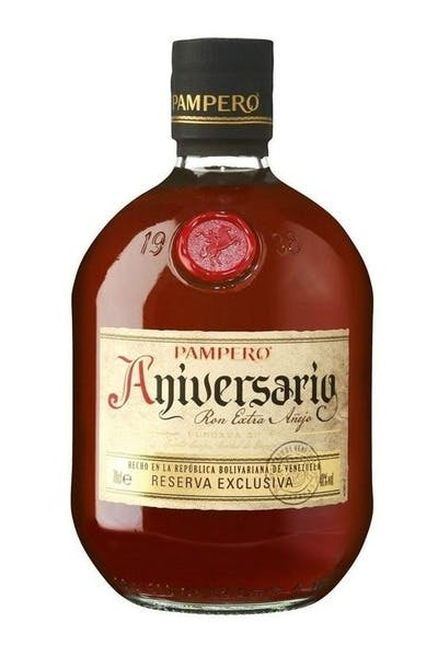 Pampero Rum Aniversario