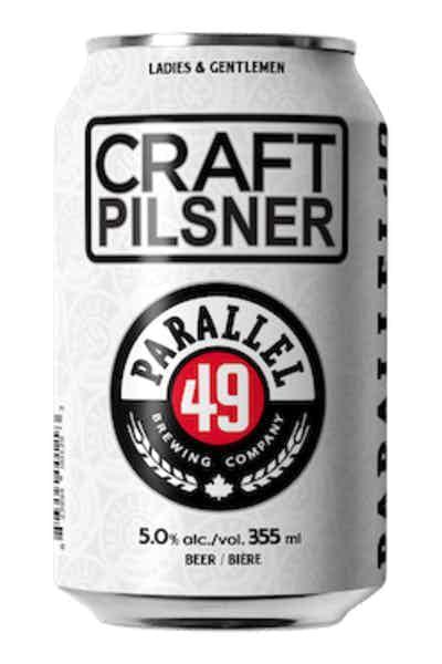 Parallel 49 Craft Pilsner