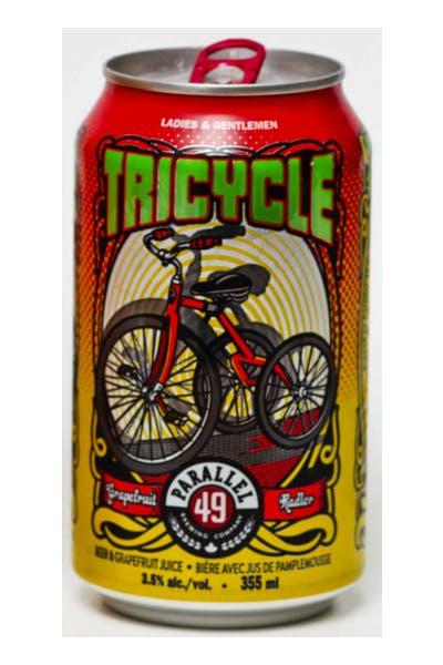 Parallel 49 Tricycle Radler