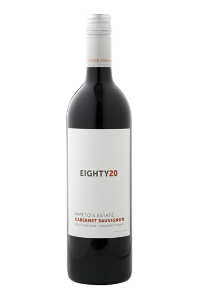 Paretos Estate Eighty20 Cabernet Sauvignon