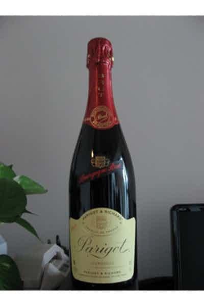 Parigot & Bourgogne Mousseux Rouge