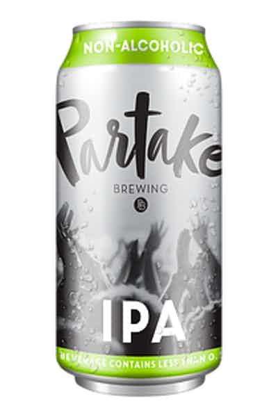 Partake Non Alcoholic IPA