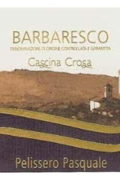 Pasquale Pelissero Barbaresco Cascina Crosa 2013