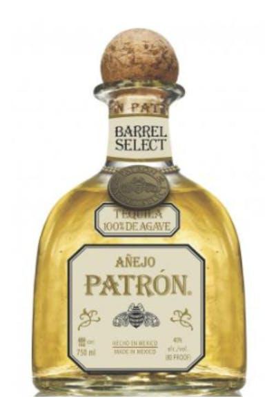 Patron Barrel Select Anejo