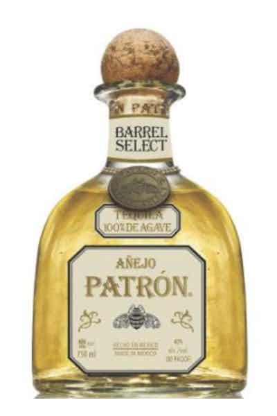 Patrón Barrel Select Añejo