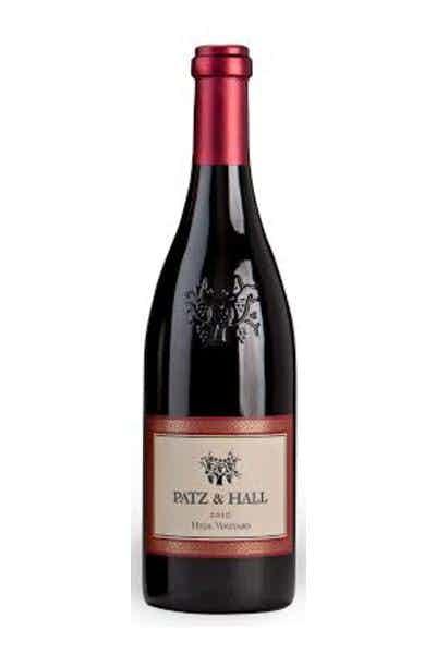 Patz & Hall Pinot Noir Hyde 2012