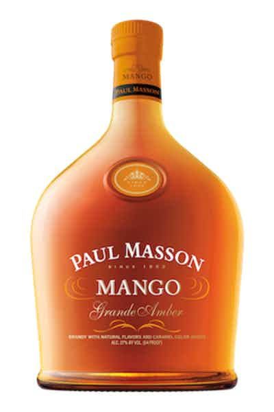 Paul Masson Grande Amber Brandy Mango