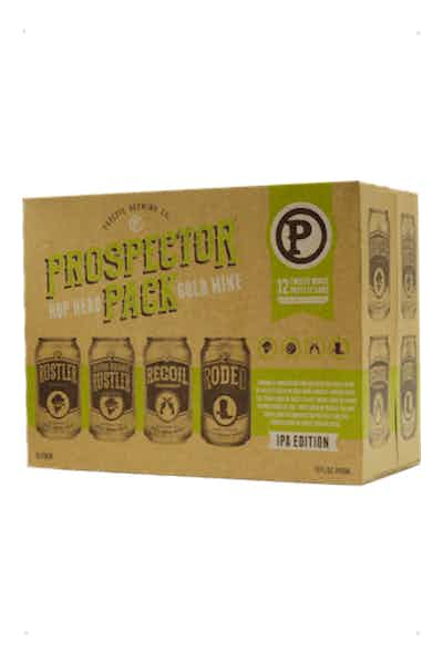 Payette Brewing Prospectors Pack