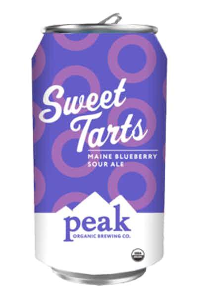 Peak Organic Sweet Tarts Blueberry Sour Ale