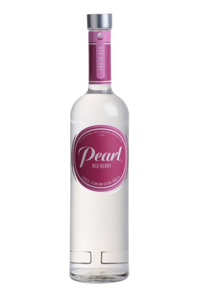 Pearl Red Berry Vodka