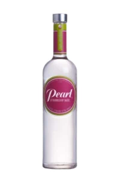 Pearl Strawberry Basil Vodka