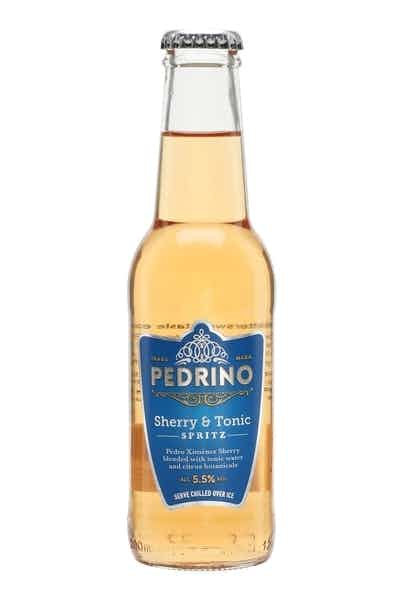 Pedrino Sherry & Tonic