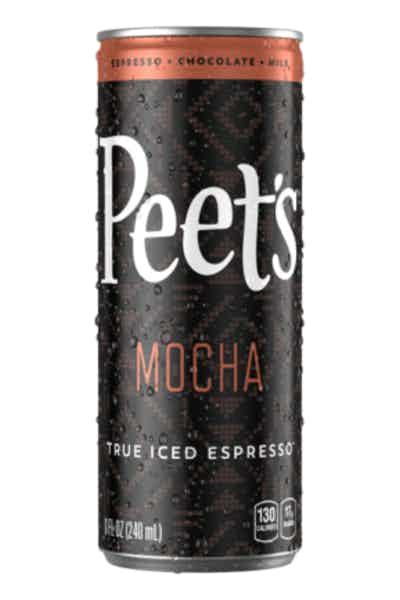 Peet's Mocha True Iced Expresso