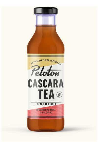 Peloton Cascara Tea Peach Ginger