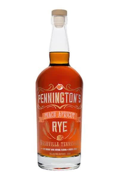 Penningtons Peach Apricot Rye Whiskey