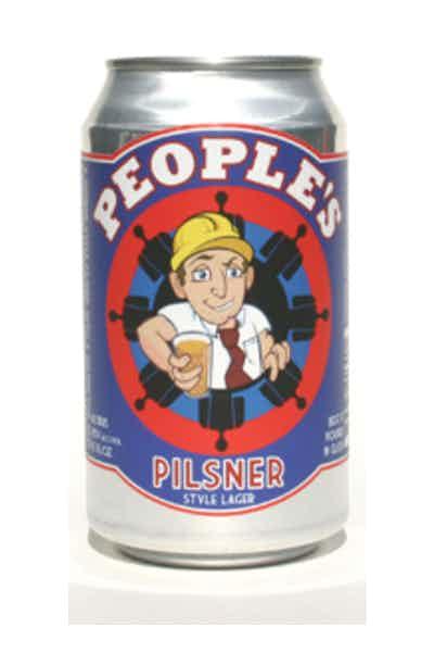 Peoples Pilsner
