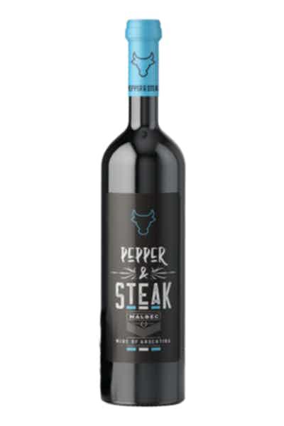 Pepper & Steak Malbec