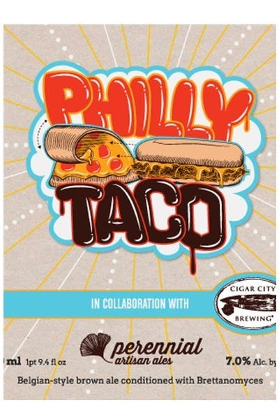 Perennial Philly Taco Belgian Dark Ale