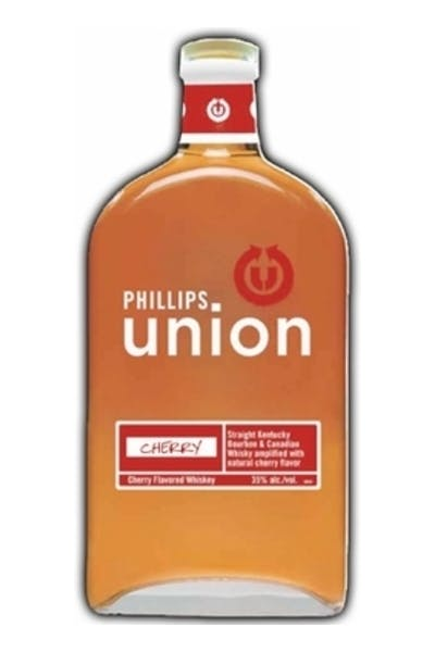 Phillips Union Whiskey Cherry
