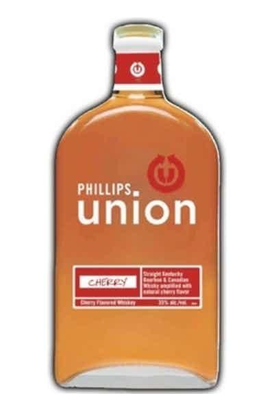 Phillips Union Whiskey Cherry
