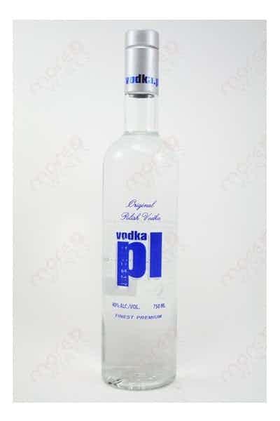 Pi Polish Vodka