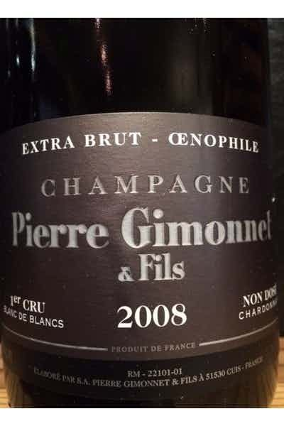 Pierre Gimonnet Oenophile Extra Brut 2008