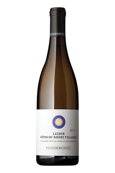 Pierre Henri Morel Cotes Du Rhone Villages Laudun Blanc