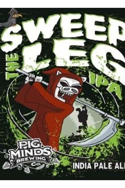 Pig Minds Sweep The Leg IPA