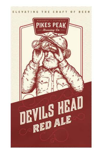 Pikes Peak Devils Head Red Ale