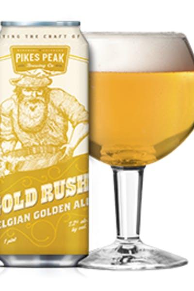 Pikes Peak Gold Rush Belgian Ale