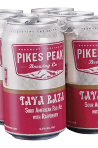 Pikes Peak Tava Raza