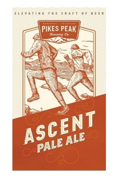 Pikes Peak The Ascent Pale Ale