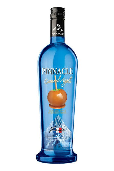 Pinnacle Caramel Apple Vodka