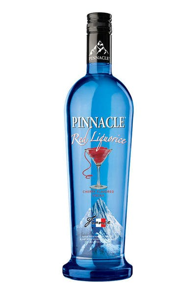 Pinnacle Red Liquorice Vodka