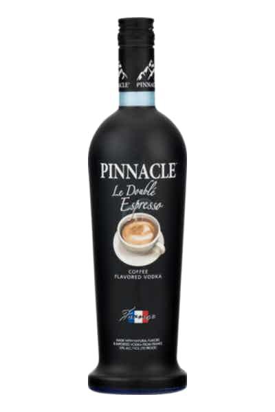 Pinnacle Double Espresso Flavored Vodka