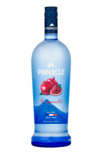Pinnacle Pomegranate Flavored Vodka